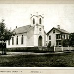 Congregational Church, Bay Shore, Long Island