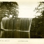 Paper Mill Dam, Glastonbury, Connecticut
