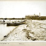 Fish Oil Factory, Conklins Point, Islip, Long Island