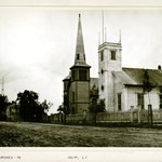 Churches, Conklin's Point, Islip, Long Island