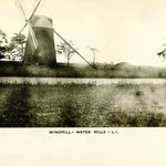 Windmill, Watermills, Long Island