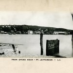 From Dyers Neck, Port Jefferson, Long Island