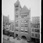 Fire Headquarters, Jay Street, Brooklyn