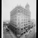 Brooklyn Eagle Building, Washington and Johnson Streets, Brooklyn