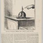 Novelle Forme de Sonnette Proposée par Le Charivari...