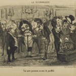Une Soir&eacute;e Parisienne au Mois de Juin 1853