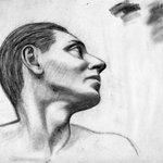 [Untitled] (Head of a Man)