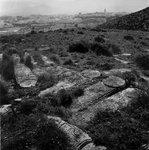 Jewish Cemetery at Tetuan, Morocco