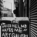 New York, Soho (The &quot;Jesse Helms Hates Me&quot; &quot;Art Gallery&quot;)