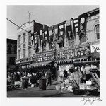 Morris Meat Market (Blake Avenue), from the series An Era Past: Photographs of Brownsville and East New York, Brooklyn