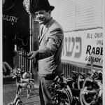 Man Selling Watch (Blake Avenue, East New York), from the series An Era Past: Photographs of Brownsville and East New York, Brooklyn