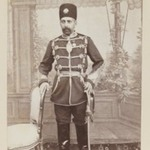 Portrait of Prince Abdul Husayn Mirza (Farma Farmaian)? One of 274 Vintage Photographs