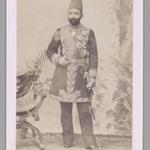 The Persian Prime Minister Sadr azam Amin al-Soltan,  One of 274 Vintage Photographs