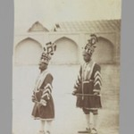 "Royal Footmen Known as ""Chaters"", One of 274 Vintage Photographs"