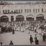 Morning Ceremony,   One of 274 Vintage Photographs