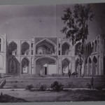 Palais de Chahar Bach a Isphahan,  One of 274 Vintage Photographs