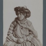 Young Girl in Tribal Costume, One of 274 Vintage Photographs