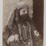 Portrait of Female Member of Shahs Family, One of 274 Vintage Photographs