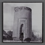 Tomb Tower with Glazed Tilework,  One of 274 Vintage Photographs
