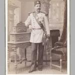 Studio Portrait of a Royal Officer, One of 274 Vintage Photographs