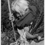 Angangeo (Woman with Sticks)