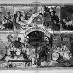"""Thanksgiving Day, 1860--The Two Great Classes of Society"""