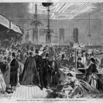 Great Fair Given at the City Assembly Rooms, New York, December, 1861, in Aid of the City Poor