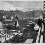 Great Sumter Meeting in Union Square, New York, April 11, 1863
