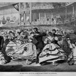 The Great Russian Ball at the Academy of Music, November 5, 1863