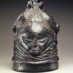 Helmet Mask for Sande Society (Ndoli jowei)