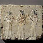 Relief of Mourning Women