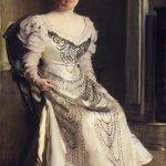 Mrs. Robert Abbe (Catherine Amory Bennett)