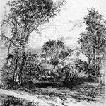 """The """"Home Sweet Home"""" of John Howard Payne, East Hampton"""