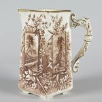 "Small Pitcher, ""Vistas"""