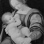 Madonna and Child, or Nursing Madonna