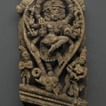 Relief Depicting Siva Dancing as the Slayer of Demons