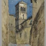 The Old Campanile, Frascati