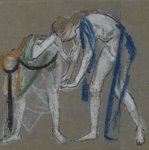 Study of Two Dancers