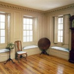 The North East Parlor of Joseph Russell House