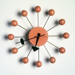 &quot;Ball&quot; Wall Clock