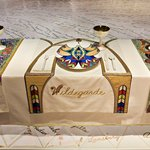 Hildegarde of Bingen Place Setting