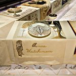 Anne Hutchinson Place Setting