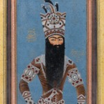 Portrait of Fath Ali Shah Qajar