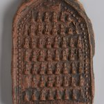 Rows of Seated Buddhas