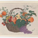 Still Life with Basket of Fruit