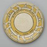 "Plate, ""Elizabeth Medeira/Her Very Own"""