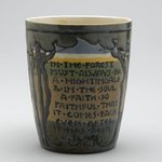 Mug, &quot;In the Forest...&quot;