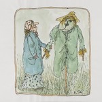 [Untitled] (Woman and Scarecrow)