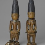 Pair of Ibeji Figures