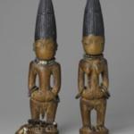 Pair of Twin Figures (Ere Ibeji)